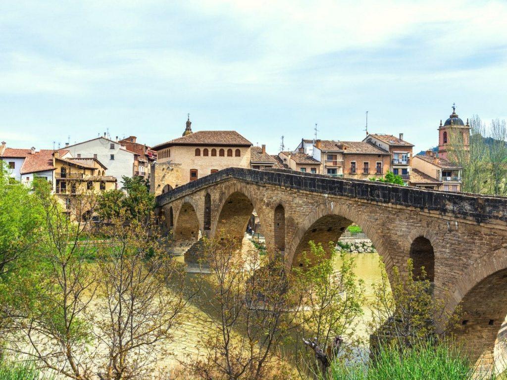 Puente Románico (Puente de la Reina)