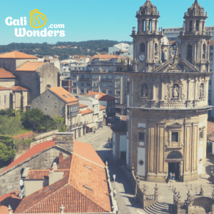 Pontevedra y su iglesia de la peregrina