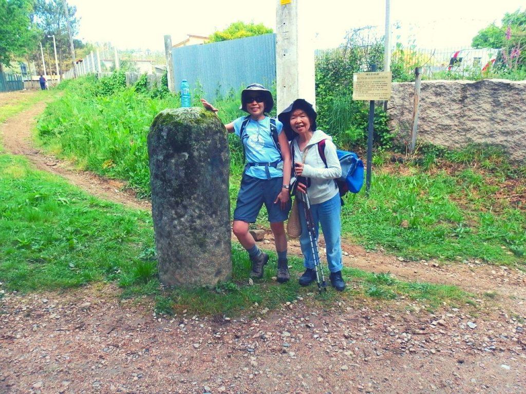 peregrinos en el camino galiwonders