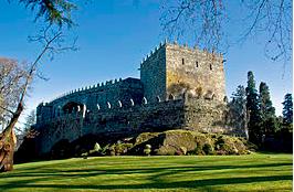 Castillo de Sotomayor Galiwonders