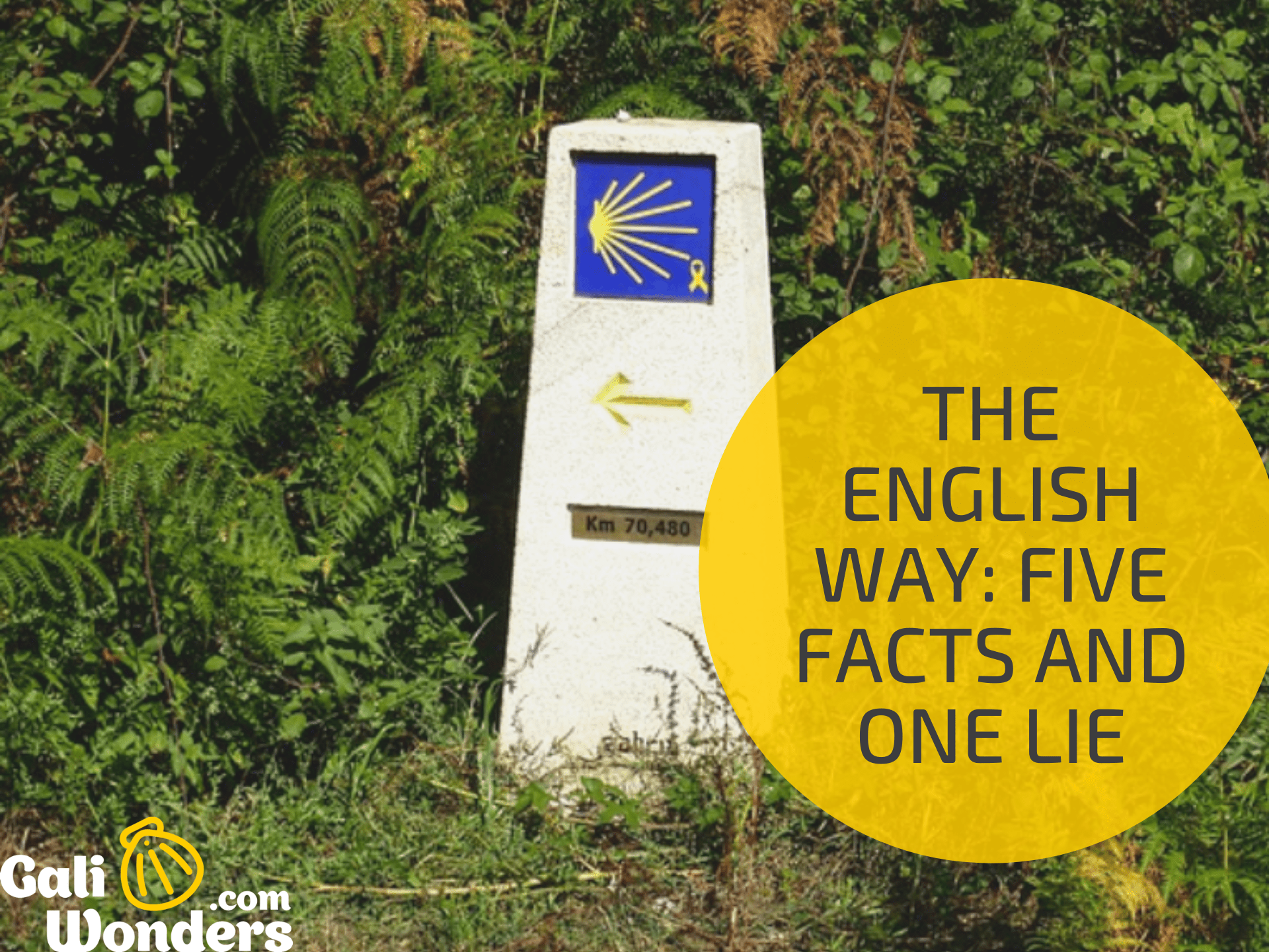 English Way lies