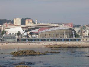 Estadio de Riazor A Coruña Galiwonders
