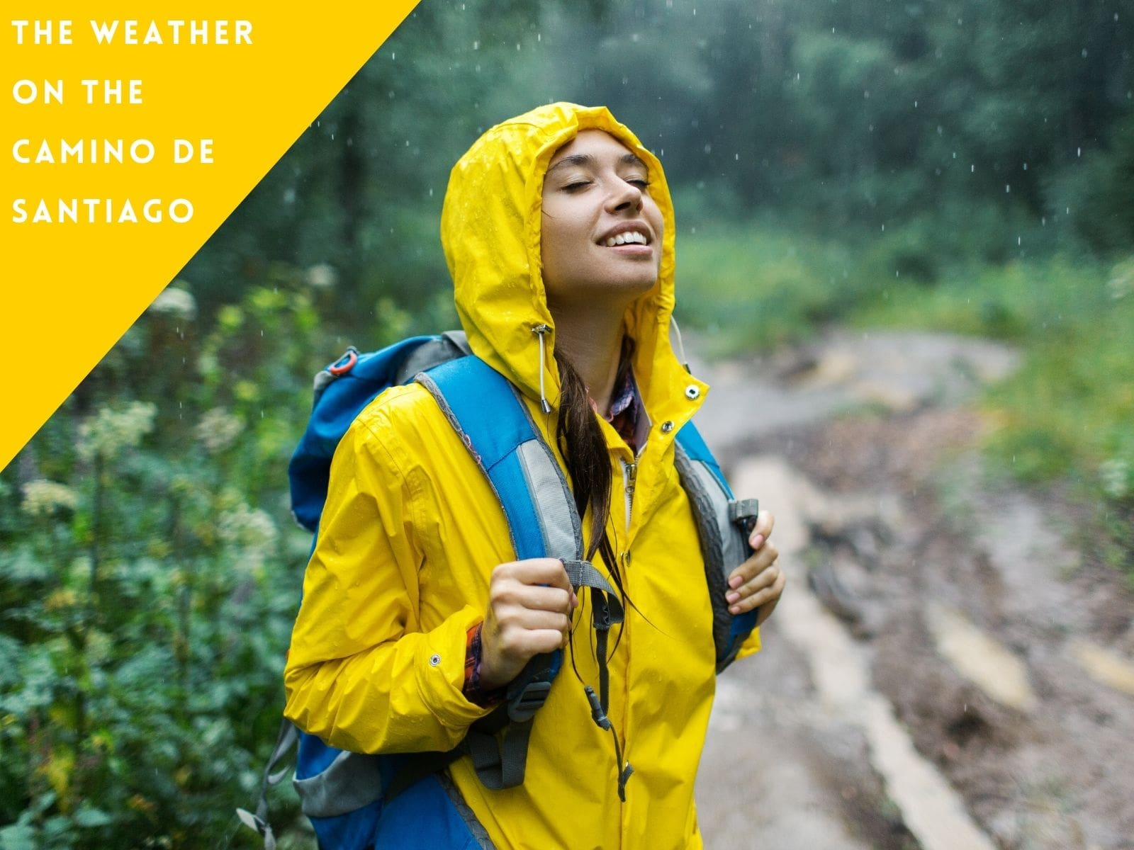 the weather on the camino de santiago galiwonders