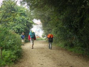 Camino de Santiago with children Galiwonders