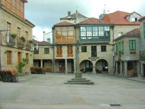 camino portugues pontevedra