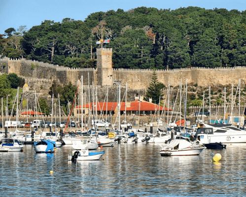 Camino Portuguese de la Costa Lux galiwonders