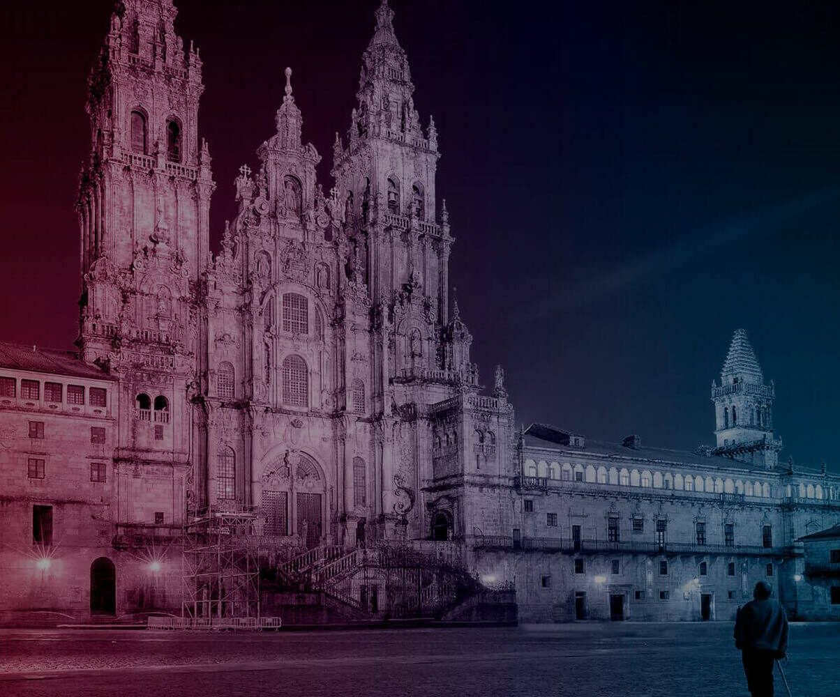 Santiago de Compostela Catedral Galicia
