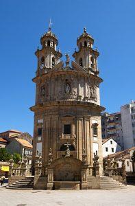 Pontevedra Camino Portugués de la Costa GaliWonders