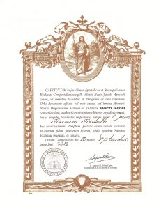 Pilgrim Passport Camino de Santiago Credencial Galiwonders