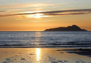 Sunset Nigran Portuguese Coastal Camino Vigo GaliWonders