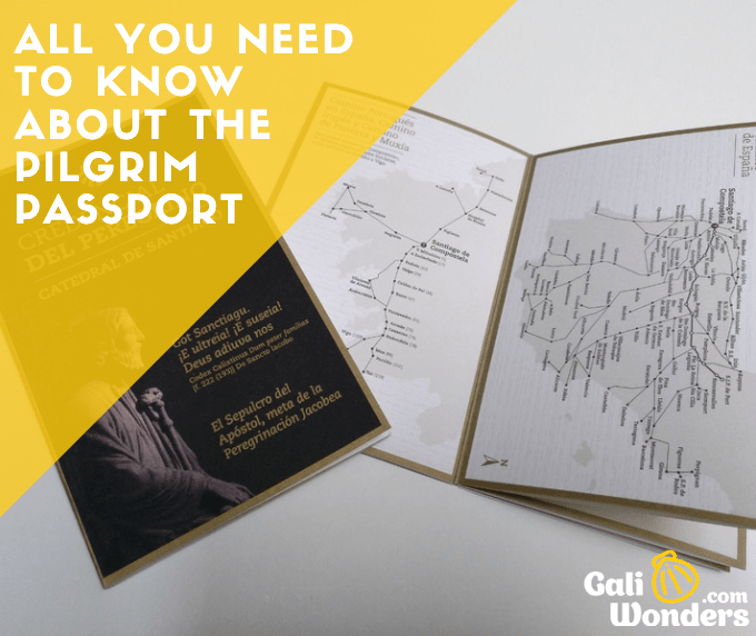 What is the pilgrim passport or credencial del peregrino