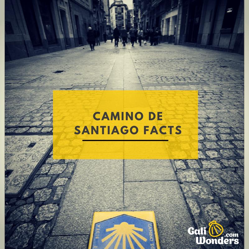 Camino de Santiago datos de interés Galiwonders
