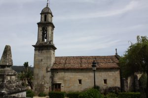 Holy week in the Camino Paradela