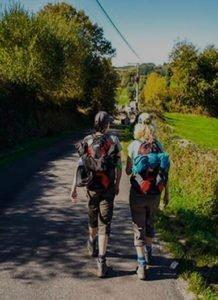 English way walk Galiwonders