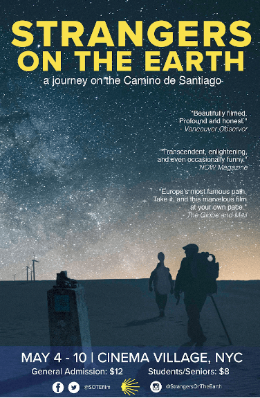 Documental sobre el Camino de Santiago Galiwonders