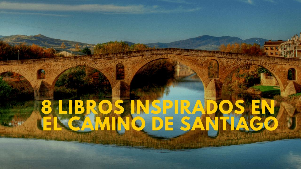 libros sobre el camino de santiago