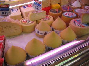 queso tetilla pórtico de la gloria