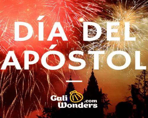 dia del apostol galiwonders