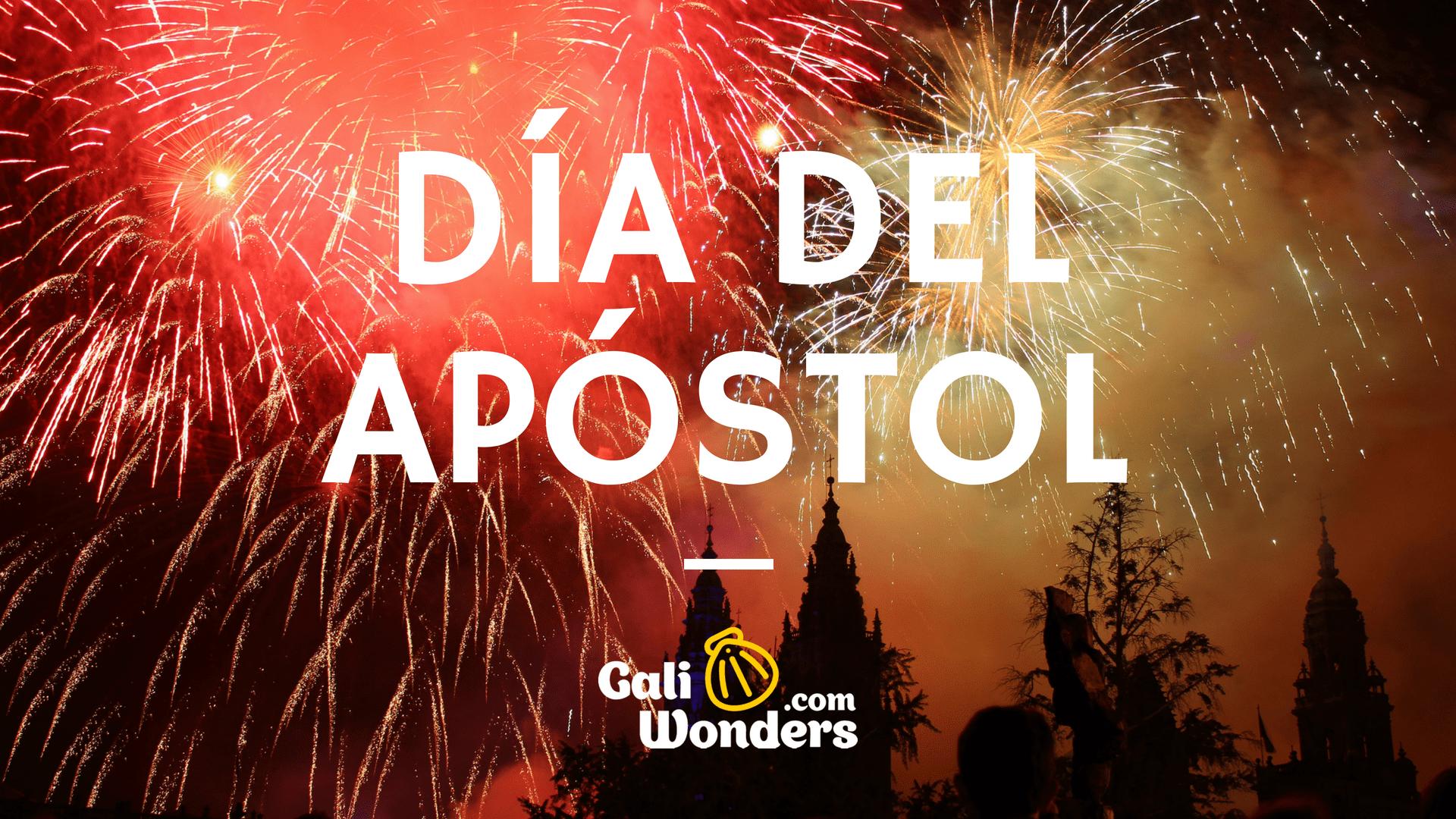 Día del Apóstol Santiago de Compostela