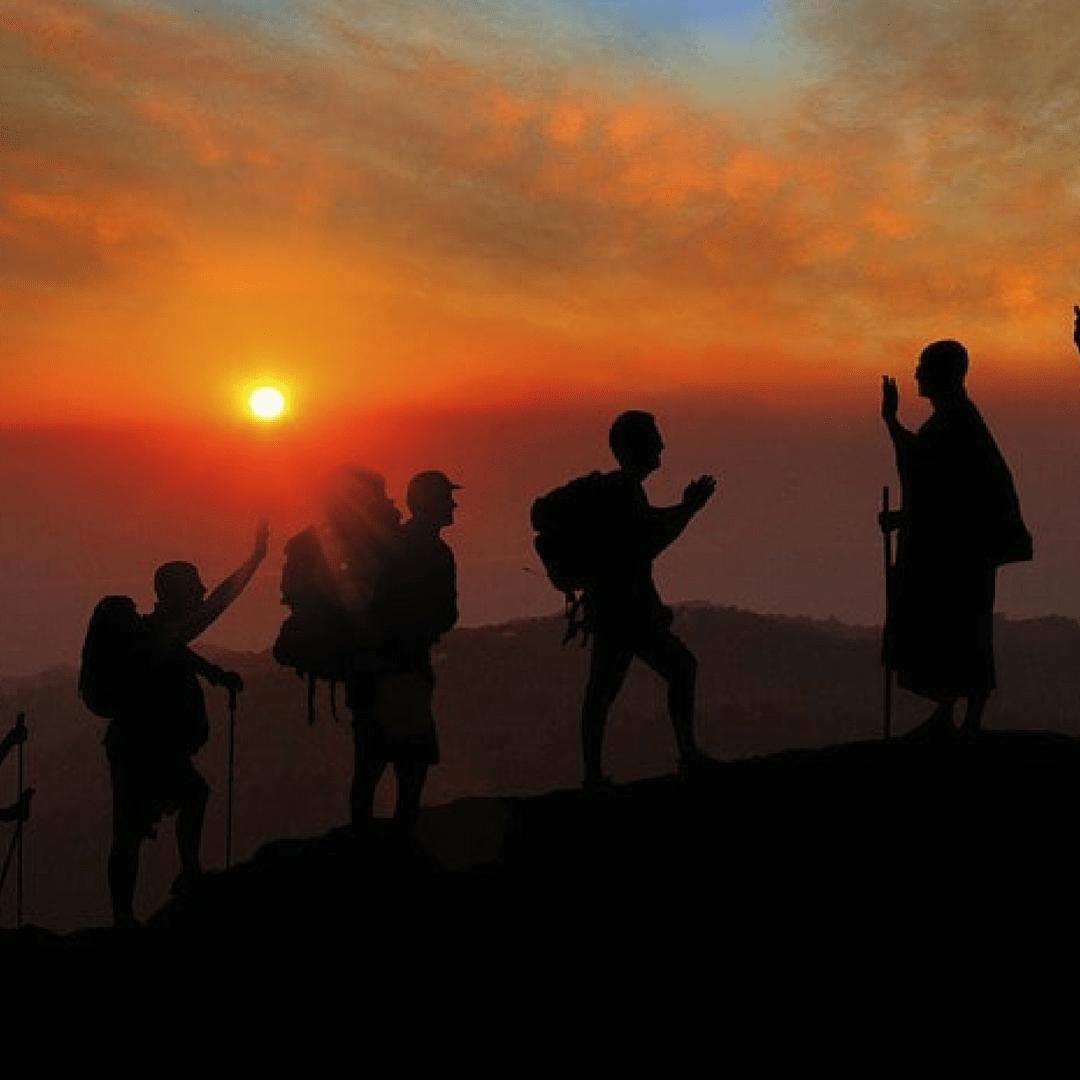 Pilgrims Camino