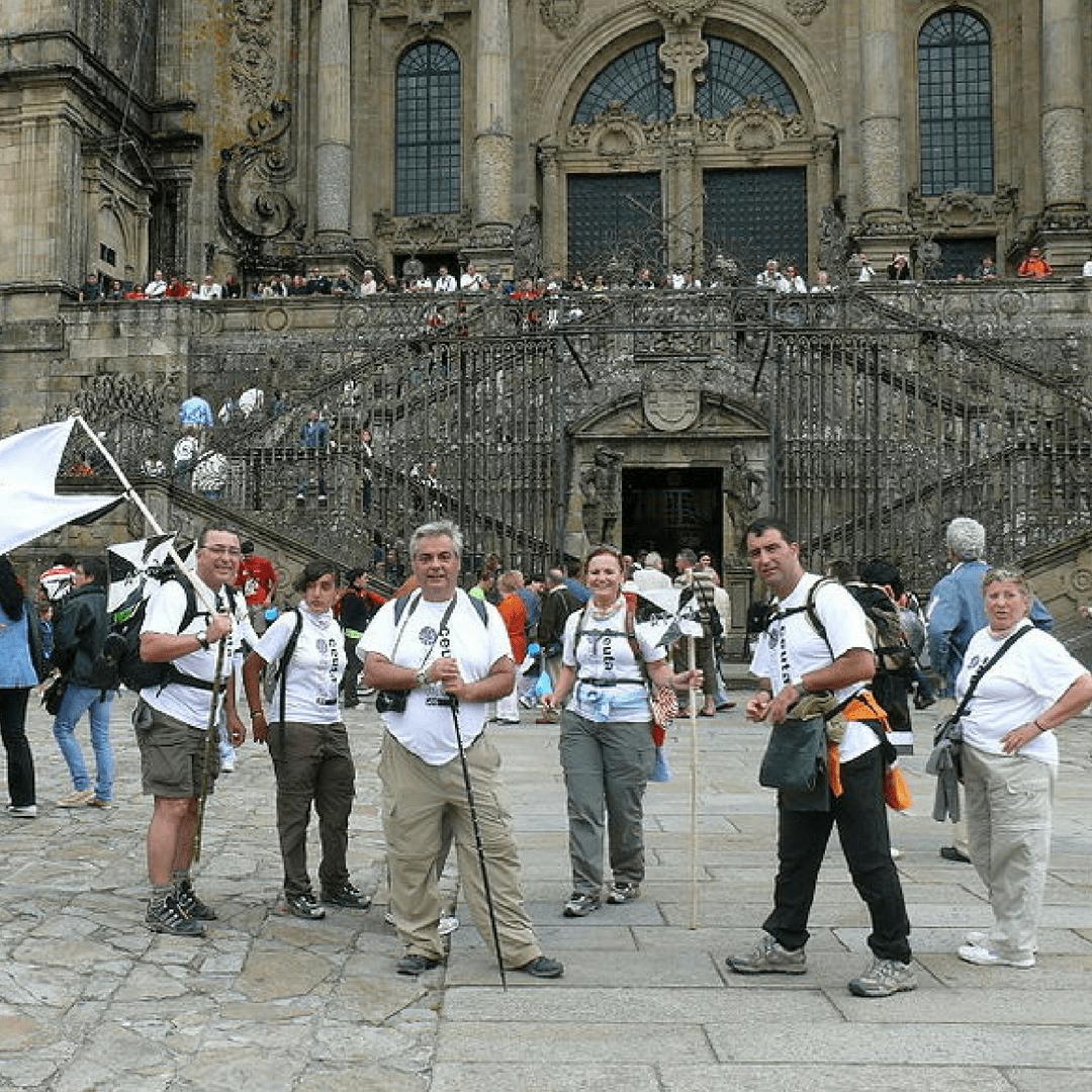 el camino de santiago en grupo galiwonders