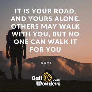 camino santiago quotes