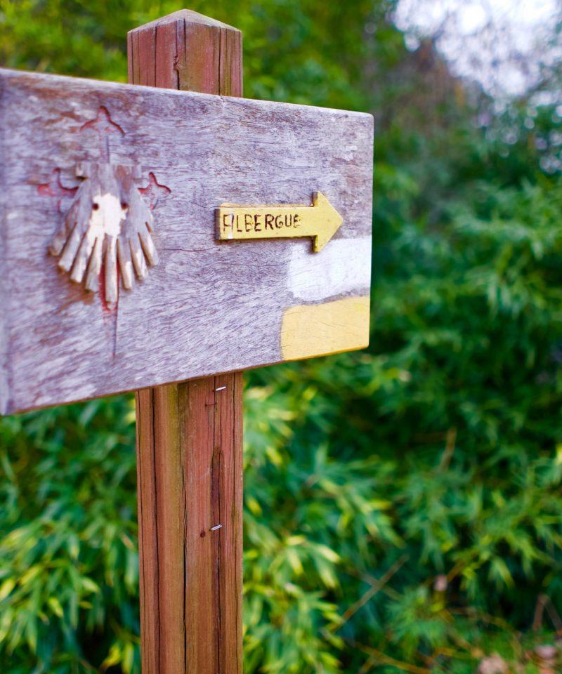 Rutas del Camino de Santiago Variante Espiritual Galiwonders