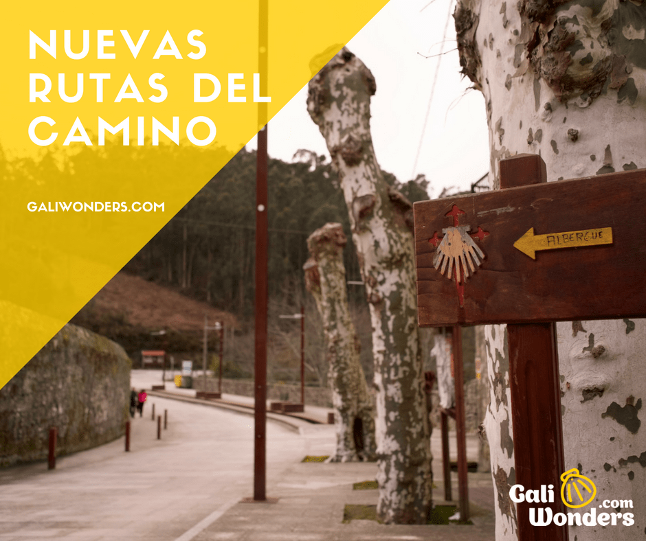 Rutas del Camino de Santiago Tours Galiwonders