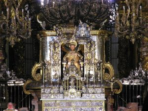 The Cathedral of Santiago de Compostela galiwonders Saint James the Apostle