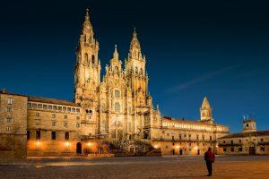The Cathedral of Santiago de Compostela galiwonders
