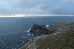 Coastal routes Camino de Santiago galiwonders walk