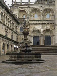 The Cathedral of Santiago de Compostela galiwonders Camino de Santiago Tours