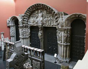 La catedral de Santiago de Compostela Galiwonders portico de la gloria
