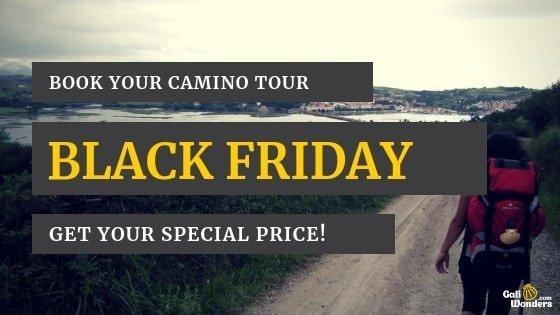 Black friday Camino de Santiago Tours