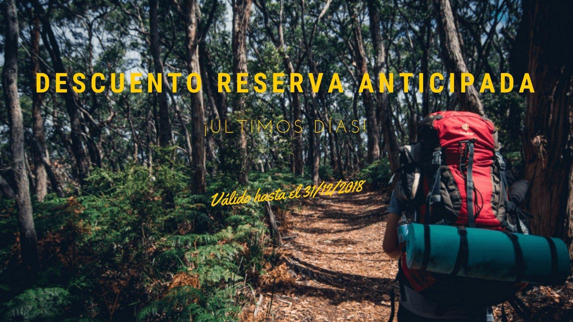 Camino de Santiago Descuento reserva anticipada Galiwonders