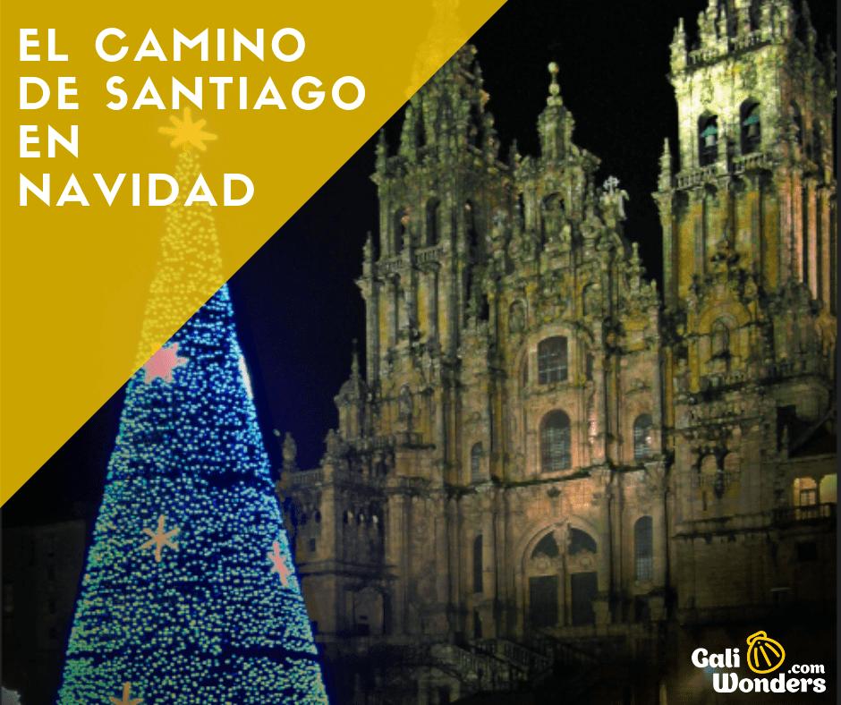 Camino de Santiago en Navidad Galiwonders