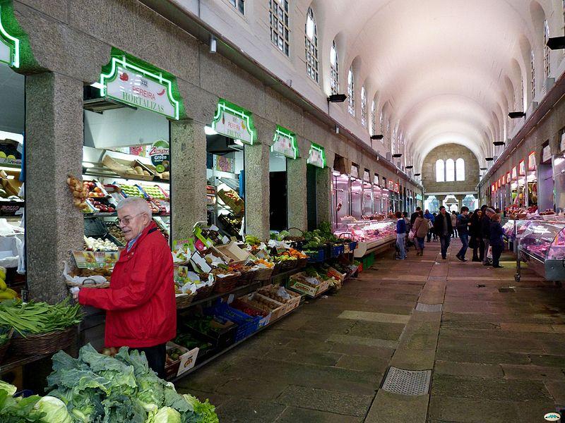 Visita Mercado Abastos
