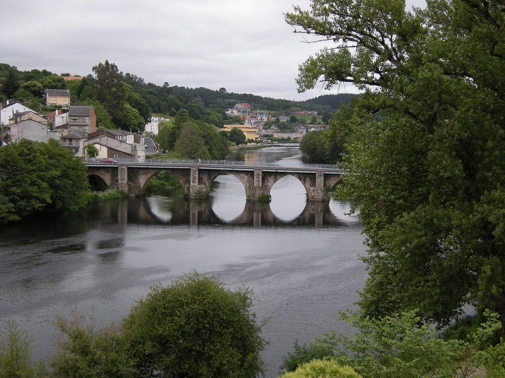 Puente romano Lugo