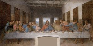 leonardo last supper galiwonders