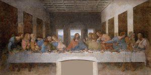 leonardo last supper galiwonders