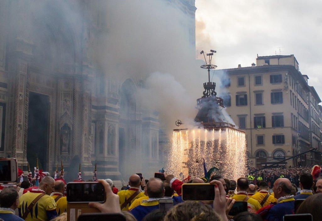 Semana Santa en la Via Francigena galiwonders