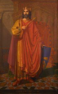 King Alfonso II