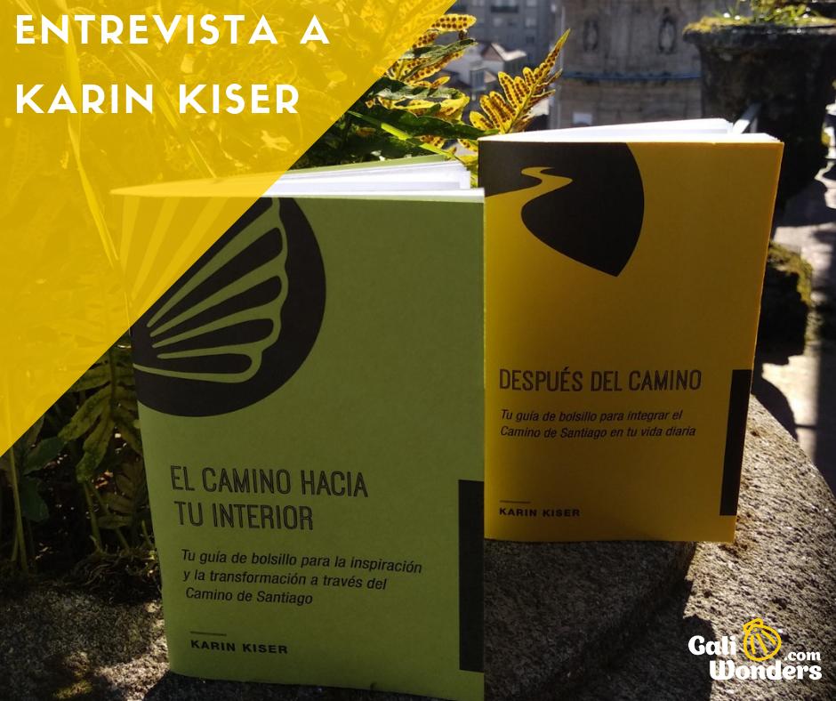 Karin Kiser Camino de Santiago