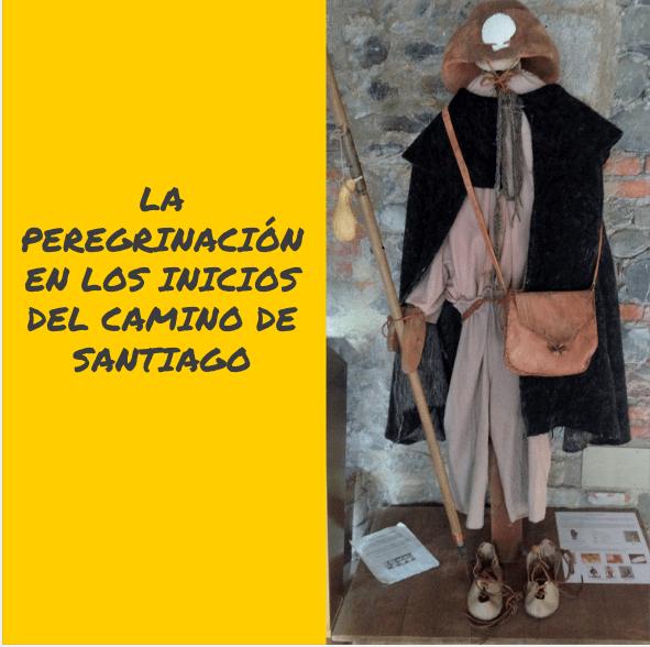 peregrino medieval camino de santiago galiwonders