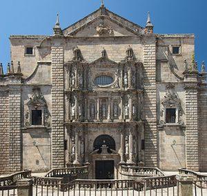 Iglesia San Martín Pinario 1