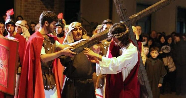 Pasqua sulla Via Francigena