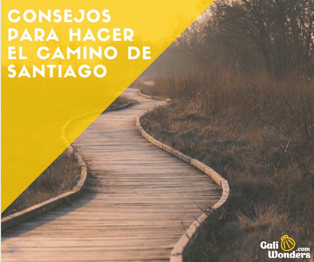 El Camino de Santiago consejos galiwonders