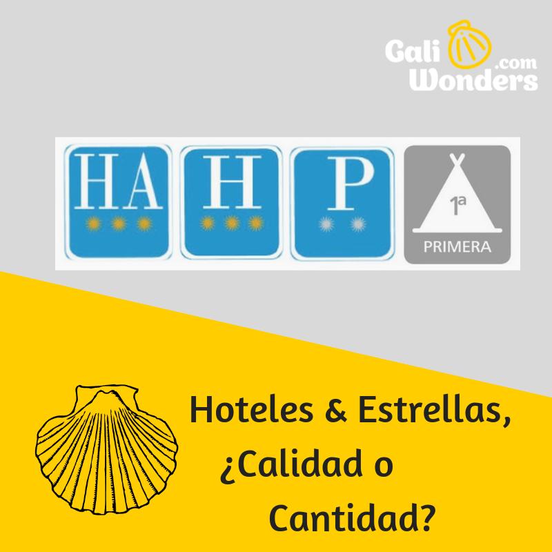 Hoteles & estrellas, ¿calidad o cantidad?