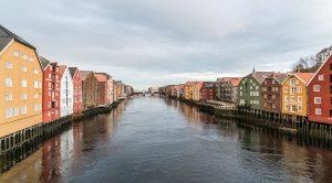 Trondheim Camino de San Olav