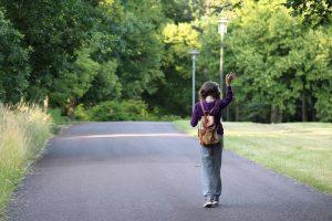walking slow galiwonders